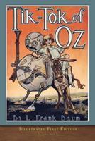 Tik-Tok of Oz 1482636638 Book Cover