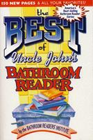 The Best of Uncle John's Bathroom Reader (Uncle John's Bathroom Reader Series) 1879682621 Book Cover