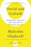 David and Goliath 0316204366 Book Cover
