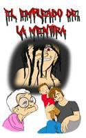 El Empleado de la Mentira 1006930701 Book Cover