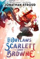 The Outlaws Scarlett and Browne 0593430360 Book Cover