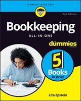 Bookkeeping All-In-One for Dummies 1119592909 Book Cover