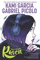 Teen Titans: Raven 1401286232 Book Cover