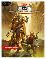 Eberron: Rising from the Last War (D&d Campaign Setting and Adventure Book) 0786966890 Book Cover