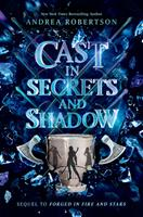 Cast in Secrets and Shadows 0399164235 Book Cover