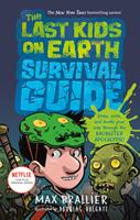 Last Kids on Earth Survival Guide (The Last Kids on Earth) 1984835408 Book Cover