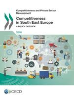 Competitiveness in South East Europe: A Policy Outlook 9264250514 Book Cover
