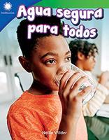 Agua Segura Para Todos 0743925971 Book Cover