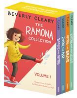 The Ramona Collection, Vol. 1: Ramona the Brave / Ramona the Pest / Beezus and Ramona / Ramona Quimby, Age 8 B0057A7OCA Book Cover