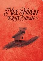 Mrs. Frisby and the Rats of Nimh: 50th Anniversary Edition 1534455736 Book Cover