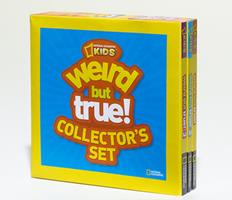 Weird but True Collector's Set (Boxed Set): 900 Outrageous Facts