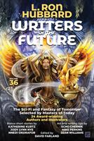 L. Ron Hubbard Presents Writers of the Future Volume 36: Bestselling Anthology of Award-Winning Science Fiction and Fantasy Short Stories 1619866595 Book Cover