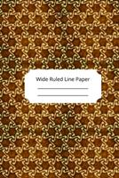 Islam Art Inspirational, Motivational and Spiritual Theme Wide Ruled Line Paper 1676562397 Book Cover