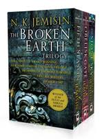 The Broken Earth Trilogy 031652719X Book Cover