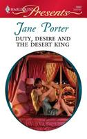 Duty, Desire and the Desert King 0373128800 Book Cover