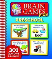 Preschool: Brain Games Kids 1450800521 Book Cover