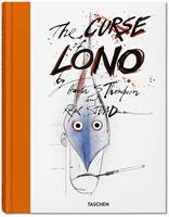 The Curse of Lono 0553345230 Book Cover