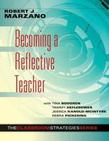 Becoming a Reflective Teacher 0983351236 Book Cover