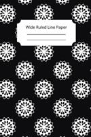 Hindu Art Inspirational, Motivational and Spiritual Theme Wide Ruled Line Paper 1676507590 Book Cover