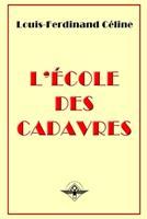 L'�cole des cadavres 0464560810 Book Cover