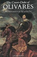 The Count-Duke of Olivares: The Statesman in an Age of Decline 0300044992 Book Cover
