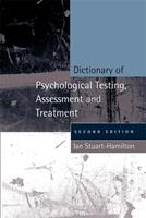 DICT OF PSYCH TESTCL SEE REVISED (Dictionaries of Psychology) 1843104946 Book Cover