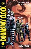 Doomsday Clock Part 1 177950120X Book Cover