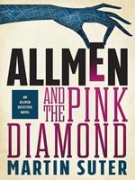 Allmen und der rosa Diamant 1939931630 Book Cover