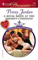 A Royal Bride At The Sheikh's Command 0373126999 Book Cover