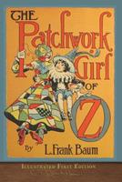 The Patchwork Girl of Oz 0528827022 Book Cover