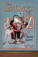 The Lost Princess of Oz 0345282337 Book Cover