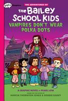 Vampires Don't Wear Polka Dots 059043411X Book Cover