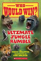 Who Would Win? Ultimate Jungle Rumble 0545946093 Book Cover