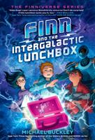 Finn and the Intergalactic Lunchbox 0525646906 Book Cover