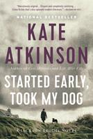 Started Early, Took My Dog 0552772461 Book Cover