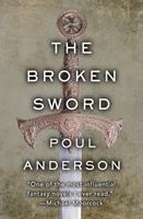The Broken Sword 034531171X Book Cover