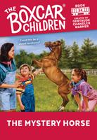 The Mystery Horse (Boxcar Children Mysteries) 0807553395 Book Cover