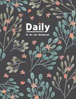 Daily To Do List Notebook: Organizer Planner for 3 Month Daily Checklist Journal Task Management Notebook Daily Schedule Organizer Hourly Appointment Notebook Daily Meal Planner For Personal Business  1676284958 Book Cover