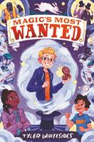 Magic's Most Wanted 006256837X Book Cover