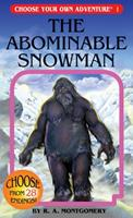 The Abominable Snowman 0553205293 Book Cover
