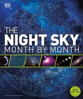 The Night Sky Month by Month 0744035031 Book Cover