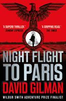 Night Flight to Paris 1788544927 Book Cover