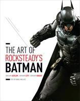 The Art of Batman: Arkham Trilogy 141971385X Book Cover