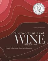 The World Atlas of Wine 8th Edition Book Cover