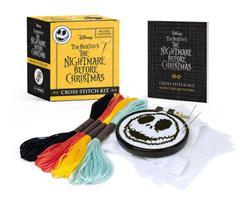 Tim Burton's The Nightmare Before Christmas Cross-Stitch Kit
