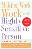 Making Work Work for the Highly Sensitive Person 007140810X Book Cover