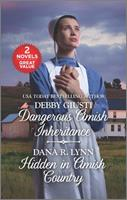 Dangerous Amish Inheritance and Hidden in Amish Country 1335949623 Book Cover