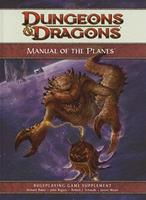 Manual of the Planes: A 4th Edition D&D Supplement (D&D Rules Expansion) 0786950021 Book Cover