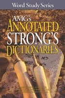 AMG's Annotated Strong's Dictionaries 0899577105 Book Cover