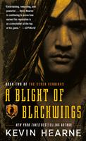 A Blight of Blackwings 0345548574 Book Cover